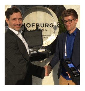 MoBI Award 2017 - 1st prize: Rob Zink